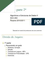 (Novo) Grafos2 Rosane 2011