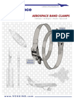 Aerospace Band Clamps