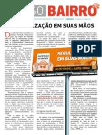 Boletim informativo da Urbanizadora Paranoazinho (UPSA)