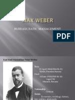 Bureaucratic Management