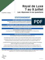 FAQ-Royal de Luxe