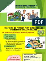 Expo Acondicionamiento Territorial Junio 2017