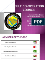 GCC Presentation Latest