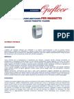 Scheda Tecnica Additivo Per Massetto