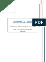 Dimensiones de Riesgos Psicosociales en El Trabajo