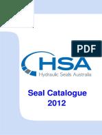 HSA Catalogue 2012