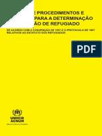ACNUR 2011 Manual de Procedimentos e Critérios Para a Determinação Da Condição de Refugiado