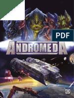 Andromeda - Instrukcja
