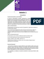 Boletín 1
