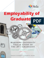 Employability of Graduates