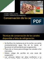 Conservación de La Carne