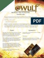 Beowulf Instrukcja