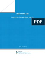 Informe 102 JGM HSN