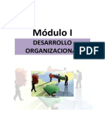 Desarrollo Organizacional - Módulo 1