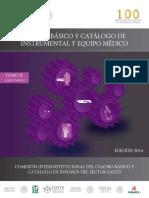 Edicion 2016 Instrumental Equipo Medico Tomo 2