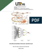 Nocao de Redes Neurais Artificiais - Marco Antonio Ferreira Finocchio