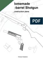 Homemade Break Barrel Shotgun Plans Professor Parabellumpdf