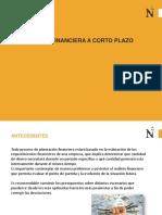 Sem13 Planeacion Financiera a Corto Plazo