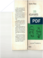 Dos Aguafuertes Bariojanas - Anselmo Pelosio