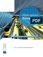 2010 High Speed Rail En