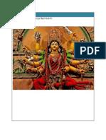 Subtle Significance of DURGA SAPTHASATI