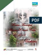 Dossier 2013 Antonio R. Costa