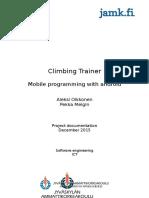 Climbing Trainer