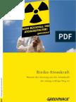 Risiko Atomkraft - Warum der Ausstieg aus der Atomkraft der einzig richtige Weg ist