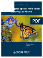 2017 06 Study EndangeredSpeciesSurvey ACEE MIngram