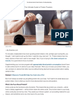 The Ultimate Guide to Protein Powders _ the Beachbody Blog