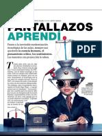 A pantallazos aprendí - Hugo Ñopo - Somos (El Comercio) - 24062017