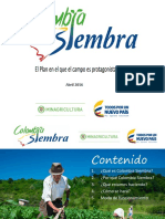 Colombia Siembra 2016
