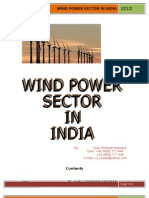 26941042 Wind Power Sector in India