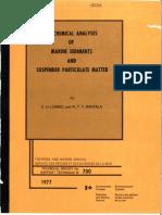 Manual Sedimentos Loring y Rantala