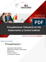 8 MARZO 2016 Procedimiento Tributario.pptx