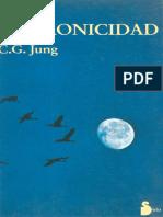 Jung Carl SINCRONICIDAD y Fisico Pauli- Relacion Causa Efecto Ok Leer