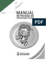 Manual de Receitas - Diversas Pessoas