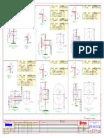 Planos de Detalle Boquillas de Pared 012-0-Tk-01 Rev. A