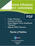 Informativo ReformaTributaria