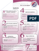 Procesos Matricula 2010-2 Alumnos Nuevos