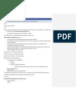 Evaluación Contextos 1, Clínicos