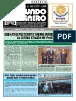Mundo Minero Mayo- Junio 2017