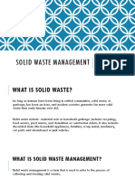 Soild Waste Management