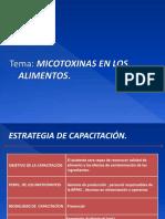 Plática de Micotoxinas