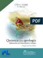 Química Para Geología