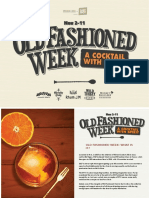 Old Fashioned Week 2017 - Presentation Asia