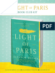 A Book Club Kit for The Light of Paris