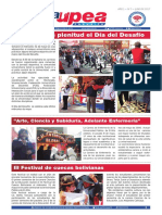 Boletín Institucional UPEA
