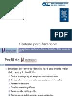 Chatarra para Fundiciones - metallon - Jorge Madias