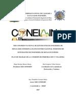 Plan Comisiones